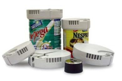 Tem báo trộm bảo vệ hộp sữa B704