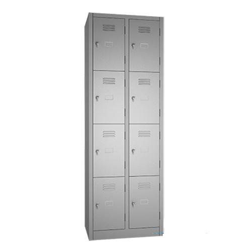 Tử locker 8 ngăn được sơn tĩnh điện bền đẹp tiện lợi sử dụng